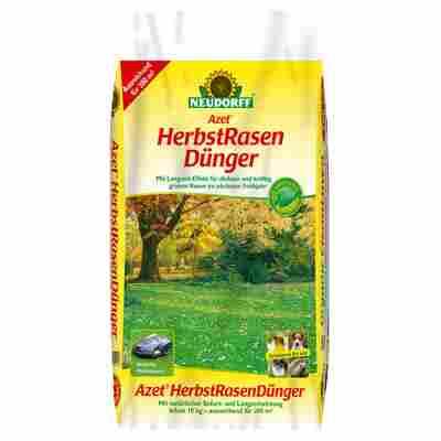 Herbst-Rasendünger 'Azet' 10 kg