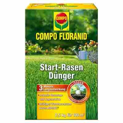 "Start-Rasendünger ""Floranid"" 2,5 kg"