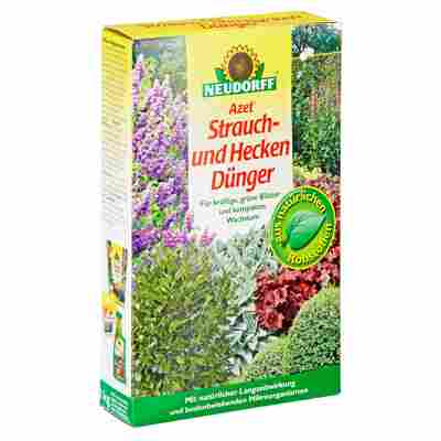 """Strauch- und Heckendünger """"Azet"""" 1 kg"""