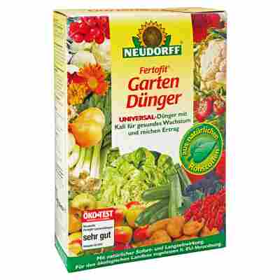"Gartendünger ""Fertofit"" 2,5 kg"