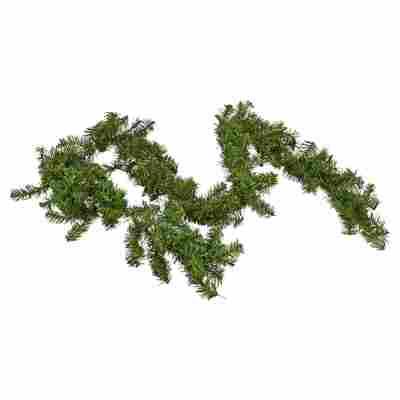 Girlande Kunsttanne grün 270 cm