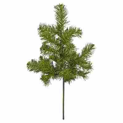 Künstlicher Tannenzweig grün 50 cm