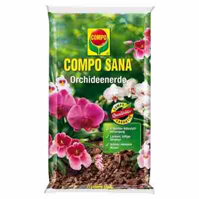 Orchideenerde 'Compo Sana' 10 l