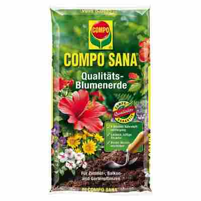 Blumenerde 'Compo Sana' 10 l