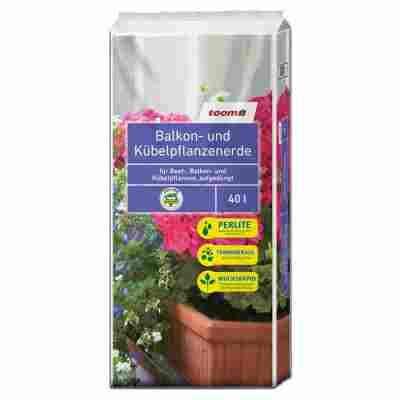 Balkon- und Kübelpflanzenerde 40 l