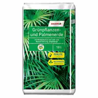 Grünpflanzen- und Palmenerde 10 l