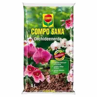 Orchideenerde 'Compo Sana' 5 l