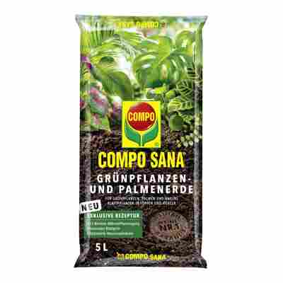 Compo Sana® Anzucht- und Kräutererde 5 l
