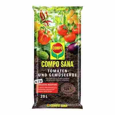 Compo Sana® Tomaten- und Gemüseerde 20 l