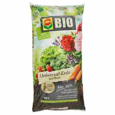 Bio-Universalerde torffrei 60 l
