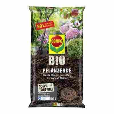Bio-Pflanzerde torffrei 50 l