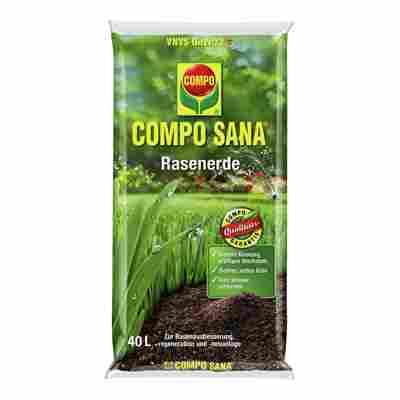 Compo Sana® Rasenerde 40 l