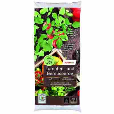 Tomaten- und Gemüseerde 40 l