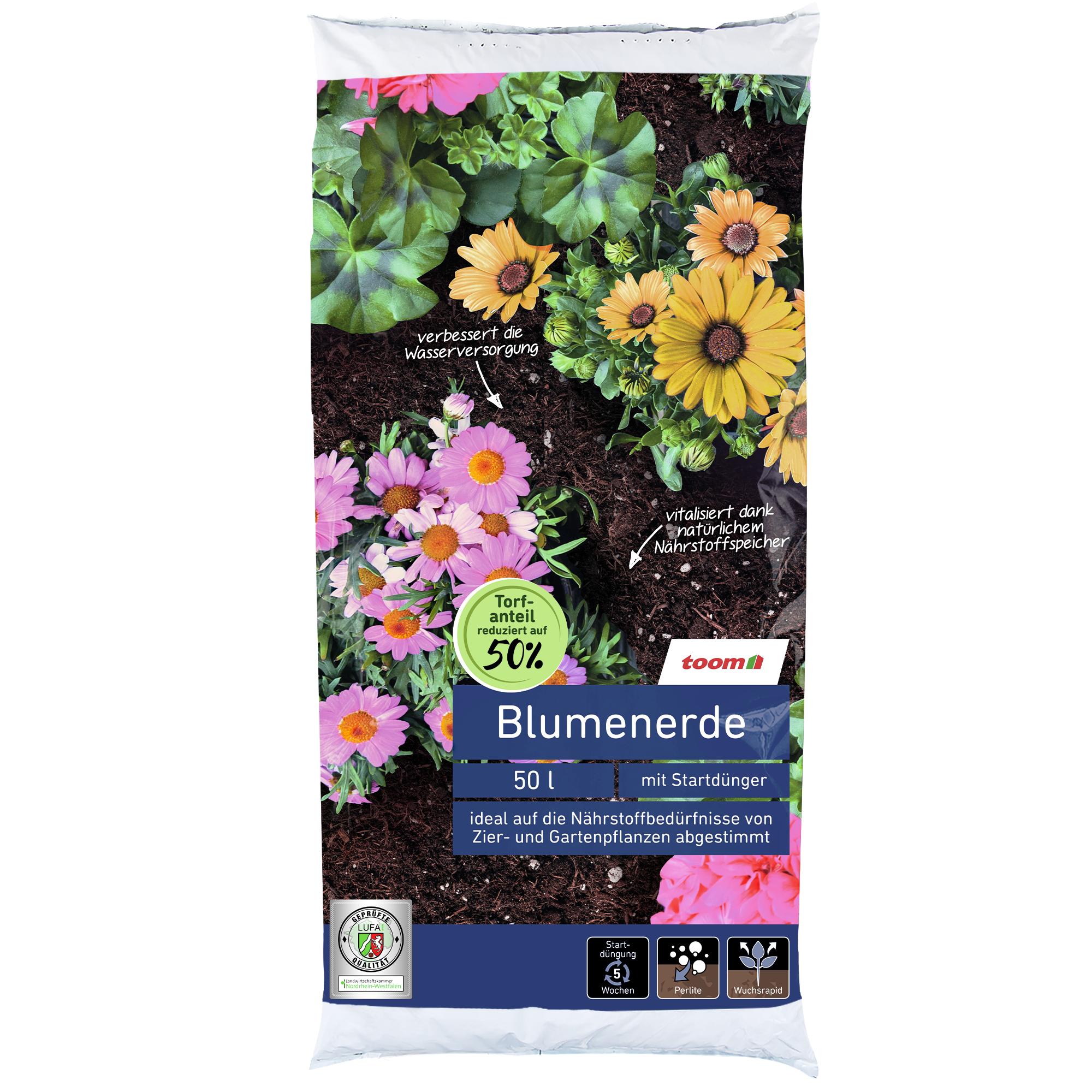 Blumenerde 50 l