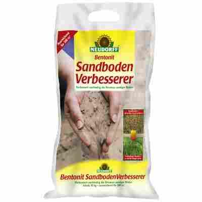 Sandboden-Verbesserer 'Bentonit' 10 kg