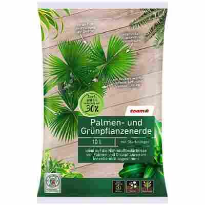 Palmen- und Grünpflanzenerde 10 l