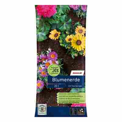 Blumenerde torfreduziert 20 l