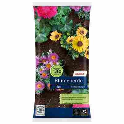 Blumenerde torfreduziert 50 l