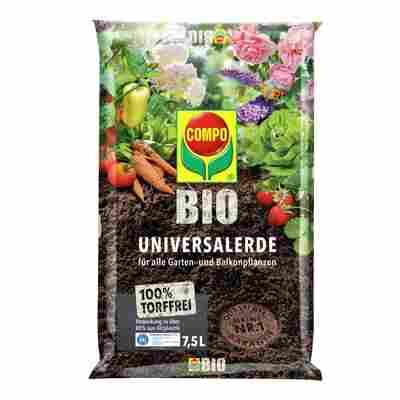 Bio-Universalerde torffrei 7,5 l