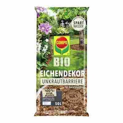 Bio-Eichendekor braun 50 l