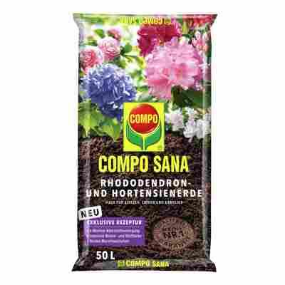 Compo Sana® Rhododendron- und Hortensienerde 50 l