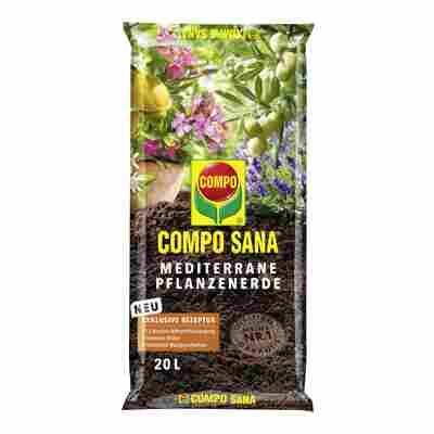 Compo Sana® Mediterrane Pflanzenerde 20 l