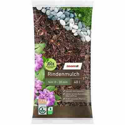 Rindenmulch 0-20 mm 40 l