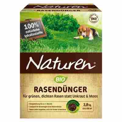 """Bio-Rasendünger """"Naturen"""" 2,8 Kg"""