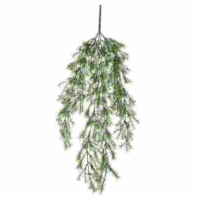 Kunstpflanze Sprengeri, hängend 76 cm