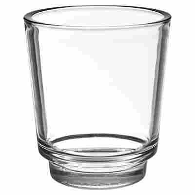 """Windlicht """"Ida"""" Glas transparent Ø 18 cm"""