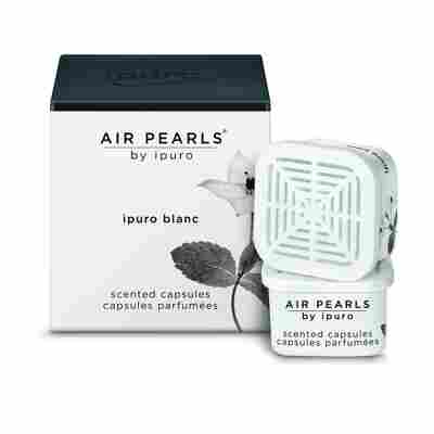 Duftkapseln 'Air Pearls blanc' 2er Set