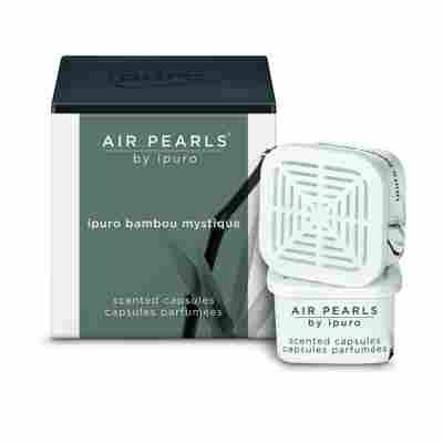 Duftkapseln 'Air Pearls bambou mystique' 2er Set