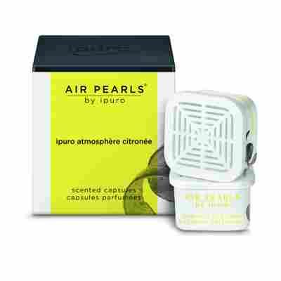 Duftkapseln 'Air Pearls atmosphère citronée' 2er Set