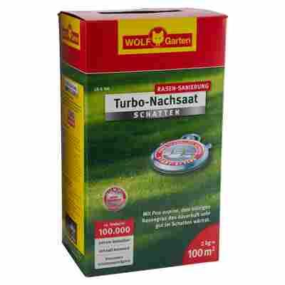 Turbo-Nachsaat Schatten 100 m² 2 kg