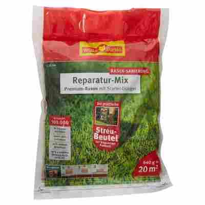 Reparatur-Mix Premium Rasen mit Dünger 20 m² 640 g