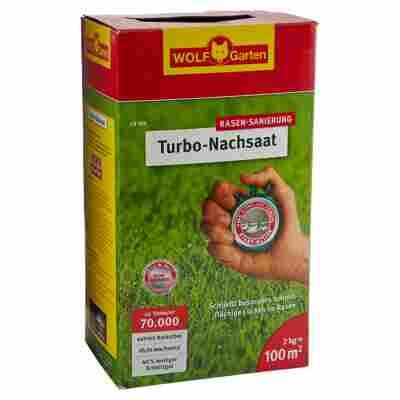 Turbo-Nachsaat 100 m² 2 kg
