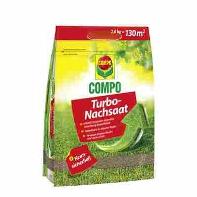 Rasen-Nachsaat 'Turbo' 2,6 kg