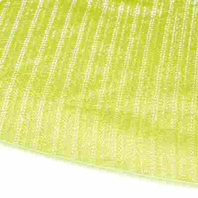 Gartentischdecke PVC oval apfelgrün 210 x 160 cm