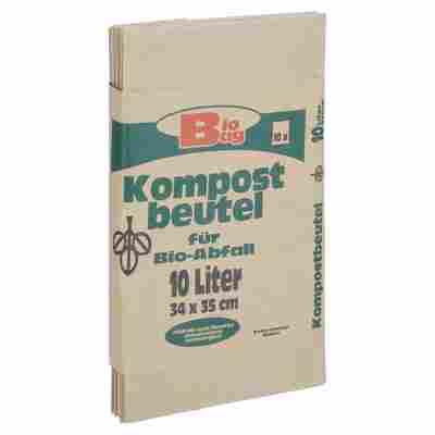 Kompostbeutel 10 l 10 Stück