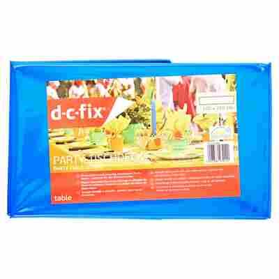Party-Tischdecke nachtblau 250 x 100 cm