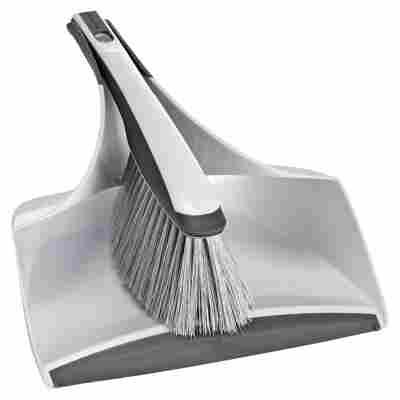 "Kehrgarnitur ""Silver Clean"" grau"