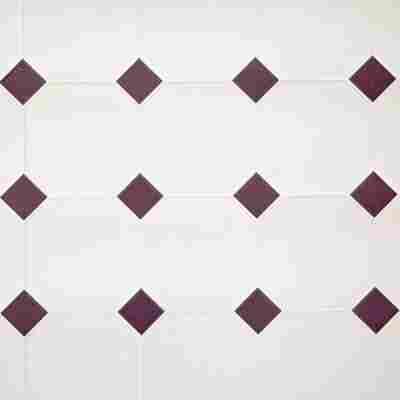 "D-c-wall Wandbelag ""Ceramics Ancona"" 2000 x 67,5 cm weiß-grau"