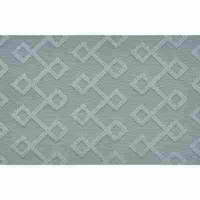 Platzdecke 'Catania' dakota-grau 45 x 30 cm