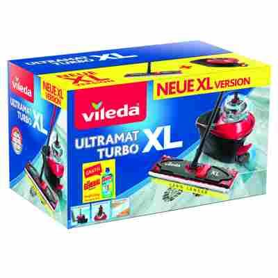 Bodenwischer-Set 'UltraMat XL' mit Reinigungsmittel
