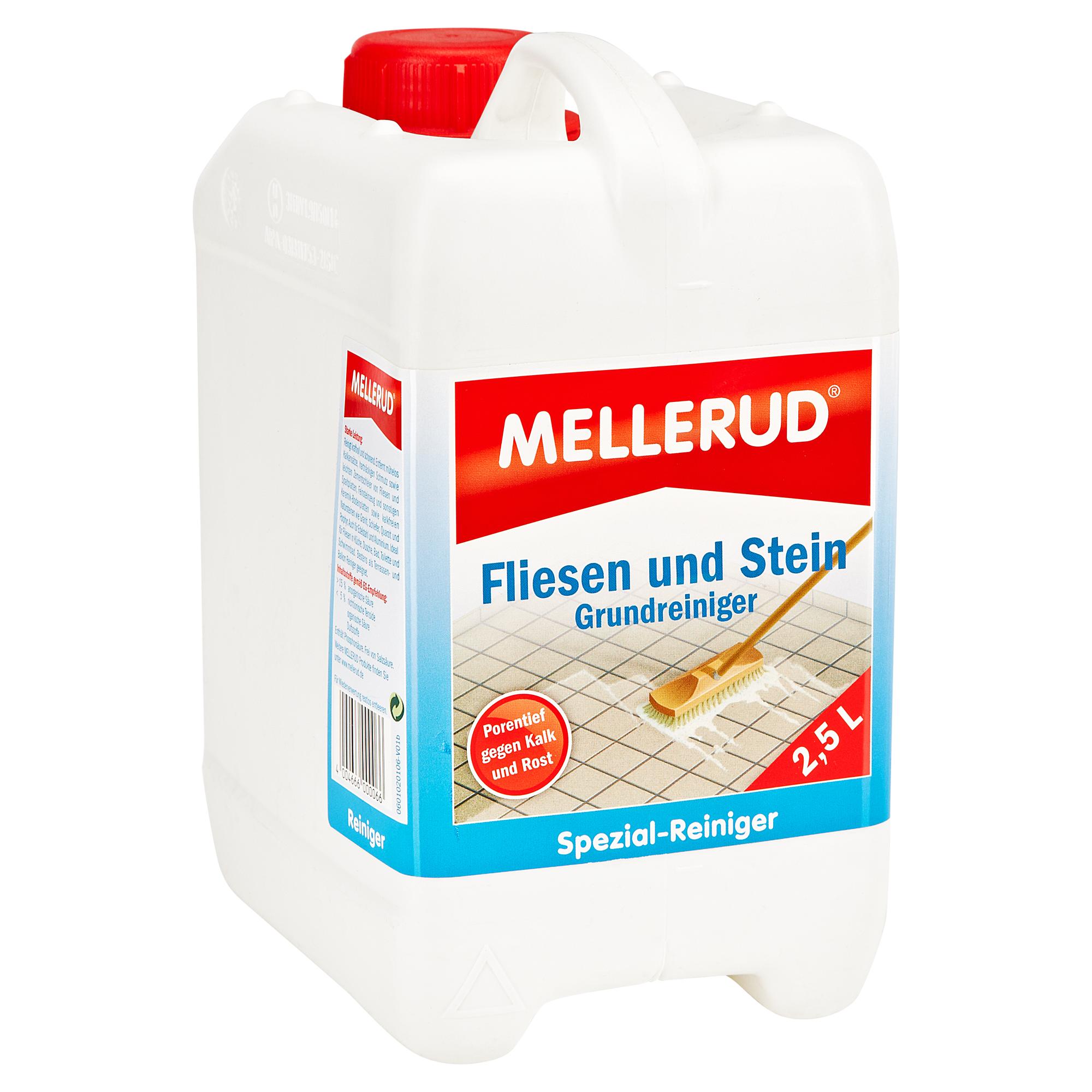 """Grundreiniger für Fliesen und Stein """"Spezialreiniger"""" 2 5"""