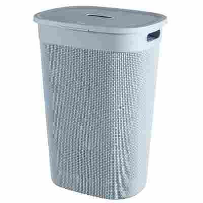Wäschebox 'Filo' blau 55 Liter