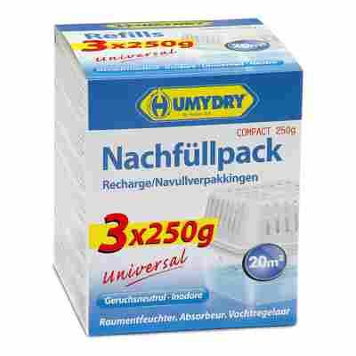 "Nachfüllpack ""Universal"" 3 x 250 g"