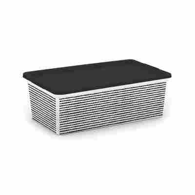 Aufbewahrung 'C-Box Style' XS Ethno 6 l 33,5 x 19 x 12 cm