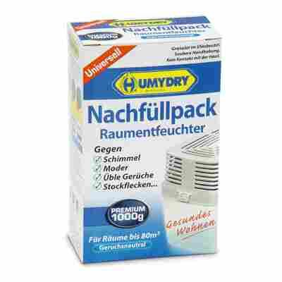 """Nachfüllpack für Luftentfeuchter """"Premium"""" 1000 g"""