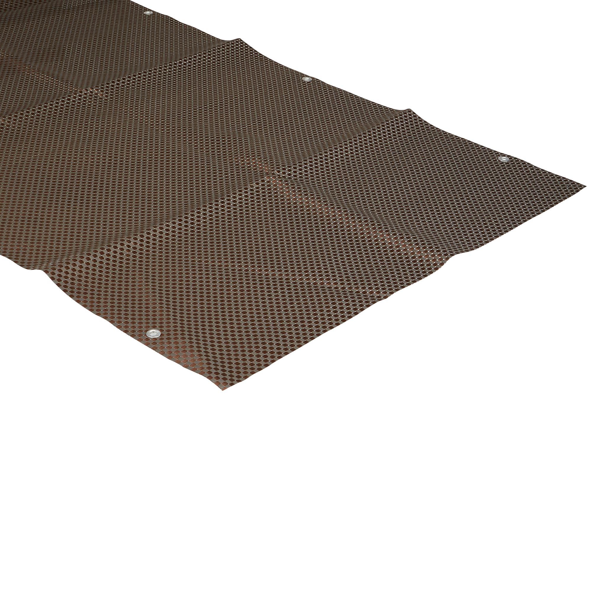 sichtschutz kunststoff rattan optik moccafarben anthrazit 250 x 90 cm toom baumarkt. Black Bedroom Furniture Sets. Home Design Ideas
